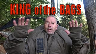 Winter Military Sleeping Bag   King of Bags