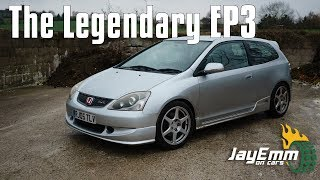 The EP3 Civic Type R's Greatest Feature Is NOT Its Engine (JDM Legends Tour Pt 4)