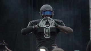 LeBron James Unveils the New Akron St. Vincent-St. Mary Nike Uniforms