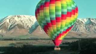 preview picture of video 'Hot Air Ballooning New Zealand by Ballooning Canterbury (near Christchurch)'