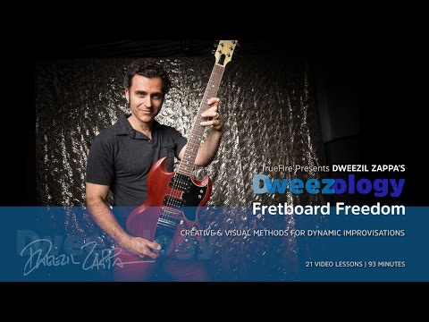 Dweezology: Fretboard Freedom - Introduction - Dweezil Zappa