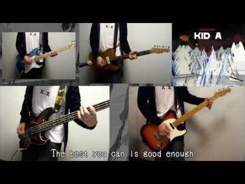"Radiohead ""Optimistic"" All guitar cover"