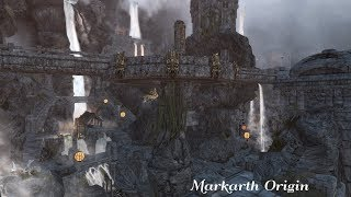 MARKARTH ORIGINS - A NEW ADD ON MOD FOR THE PEOPLE OF SKYRIM 2