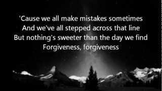 TobyMac ft Lecrae - Forgiveness (Lyrics)