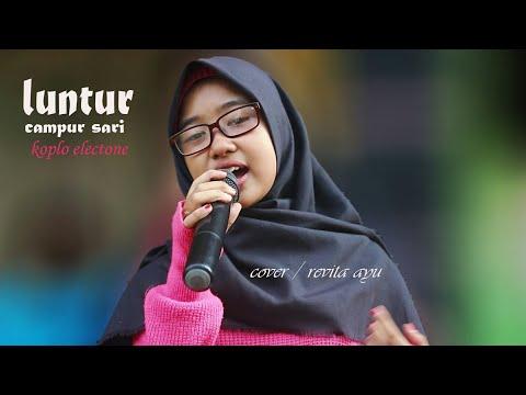 , title : 'campur sari tembang lawas LUNTUR cover / revita { versi latihan } contessa music electone'