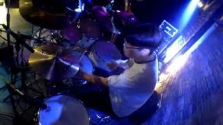 Joss Stone  - incredible (cover)  Drum Cam