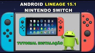How to Install Android On your Nintendo Switch Guide - Самые
