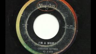 Christine Kittrell - I'm A Woman