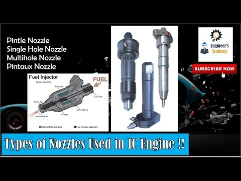 Fuel Injector Nozzle at Best Price in India
