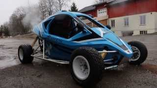 Mini Sand Rail Buggy - Crosskart - Kart-cross - Most Popular Videos