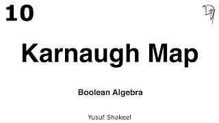 Karnaugh Map - Boolean Algebra - DYclassroom | Have fun learning :-)