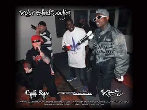 Kolor Blind Souljas - Hangin Out Tha Window Featuring Snow Tha Product