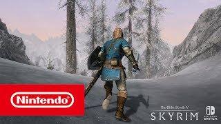 PrimalGames.de : The Elder Scrolls V Skyrim Switch Trailer