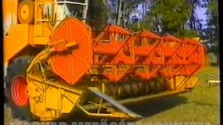 Mezőgazdasági Gépbeállítások, Arató-cséplőgépek Beállítása (búza, Claas Dominator 106)