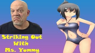 OLD GUY PLAYS HUNIEPOP #2 - Striking Out With Ms. Yummy