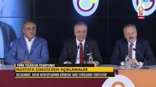 MUSTAFA CENGİZ BASIN TOPLANTISI (17.08.2018)