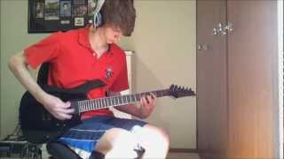 Dragonforce - Holding On (Cover)
