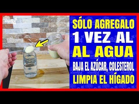 Remedio Para Bajar El Azúcar En Sangre Usando Solo 1 Ingrediente
