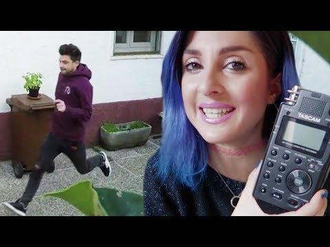 SCHERZO - IL CITOFONO FAKE - Luca&Katy
