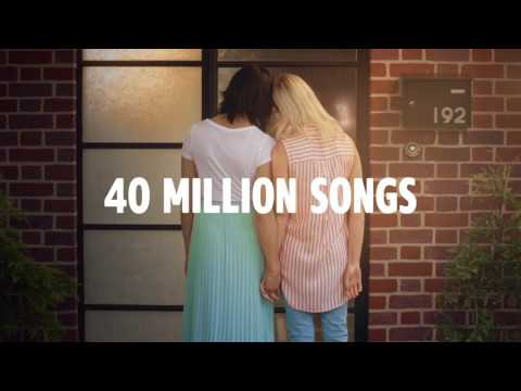 Amazon Commercial for Amazon Music Unlimited (2017) (Television Commercial)