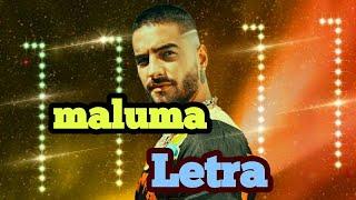 Maluma   11 PM ( Letra   Lyrics )