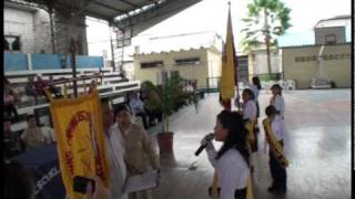 preview picture of video 'Cambio de abanderados en  ESCUELA PARTICULAR FRANCISCO XAVIER DE GARAYCOA'