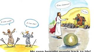 The Simple Little Salvation Story children's book - full version