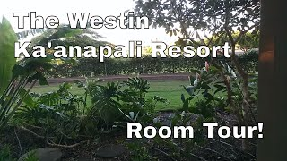 preview picture of video '[HD] The Westin Ka'anapali Ocean Resort Villa Room Tour'