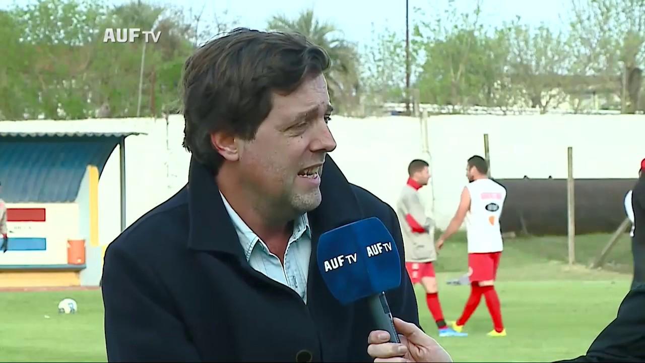 #AUFTV | Entrevista a Ignacio Alonso en la final de la Copa OFI