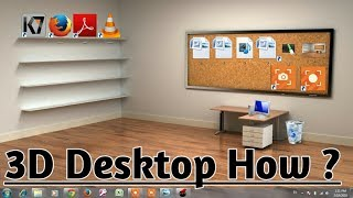 Classic 3d Desktop Wallpaper Free Video Search Site Findclip