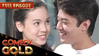 COMEDY GOLD: Palibhasa Lalake Ex Files | Mark Anthony Fernandez x Claudine Barretto