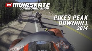 Pikes Peak 2014 with Scott, Max, and AJ