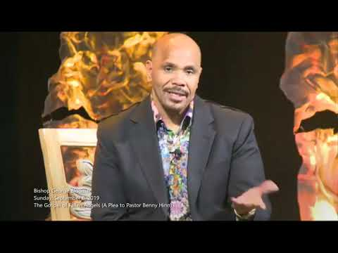 Bishop Bloomer responds to Pastor Benny Hinn's video on giving