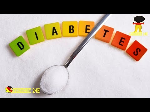 Typ-1-Diabetes Blut Norm