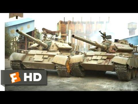 Wolf Warrior II (2017) - World of Tanks Scene (8/10) | Movieclips