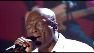 Love Ecards, Seal its a mans mans mans world man worls romantic romanticos perfomance live