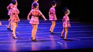 Misha's Pink Panther Tap Dance 2013