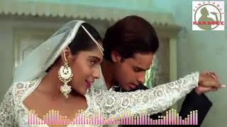 Mera Dil Tere Liye Hindi karaoke for female singers with lyrics