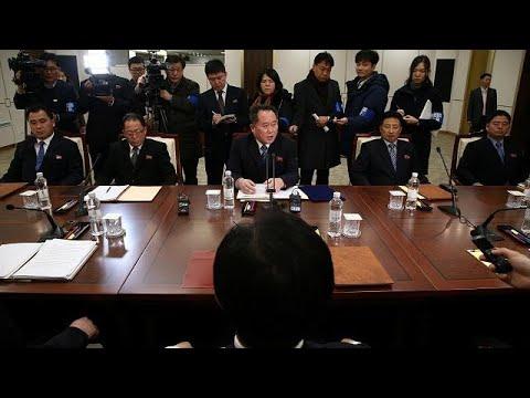 Θετικά μηνύματα για την έναρξη διαλόγου Πιονγιάνγκ-Σεούλ