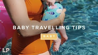 TRAVELLING WITH A NEWBORN  | Lily Pebbles