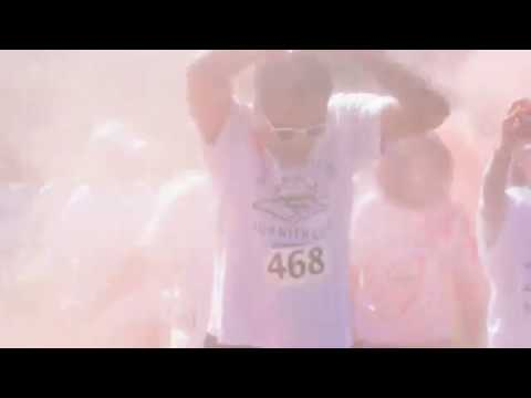 Run with Color 2018 at Ramapo College of New Jersey
