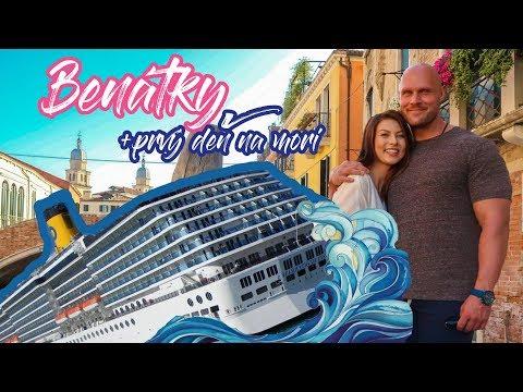 Benátky a room tour vo VÝLETNEJ LODI