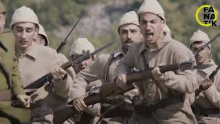 Final Sahnesi  Türklerin Büyük Zaferi- Çanakkale 1915