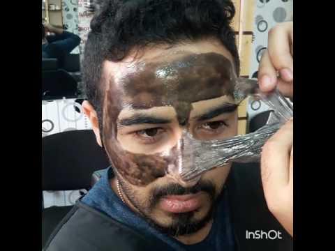 Le masque pour la personne anti age