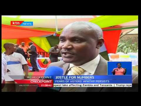 Checkpoint Full Bulletin with Yvonne Okwara Matole - 26th February, 2017 [Part One]