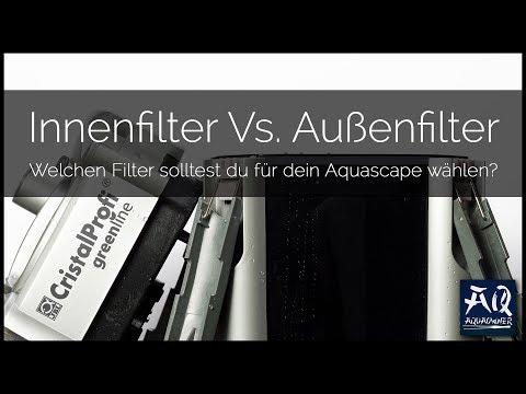 INNENFILTER ODER AUSSENFILTER WAS IST BESSER? | der richtigen Filter für dein Becken | AquaOwner