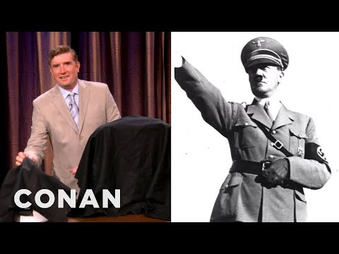 J.C. Penney Denies Having More Nazi-Related Products - CONAN on TBS