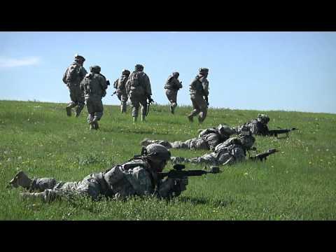 Warrior Leader Course on Camp Bondsteel - YouTube