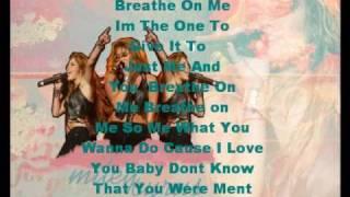 Miley Cyrus Breathe On Me Demo Lyrics Snippet