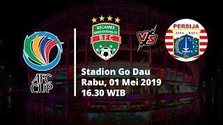 Live Streaming MNCTV Piala AFC, Becamex Binh Duong Vs Persija, Pukul 16.30 WIB